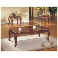 Coffee Table End Table Set
