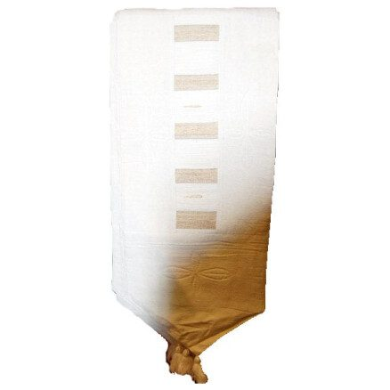 White Cotton Table Cloth Runner