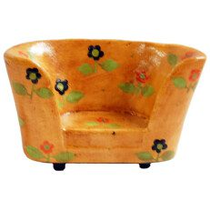 Wooden One Seater Chair