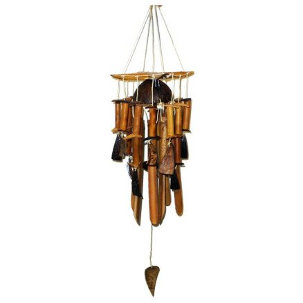 Wind Chime Bamboo Style