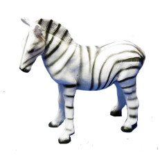 Spirit House Decorations Zebra