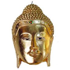 Carved Face of Buddha