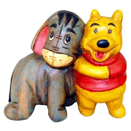 Pooh and his best Friend