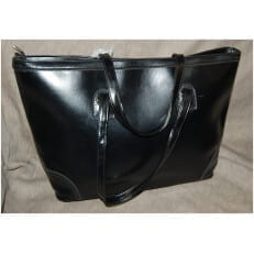 PU Handbag Black