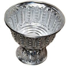 Aluminum Offering Bowl-8
