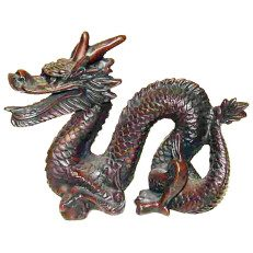 Dragon Cast in Resin